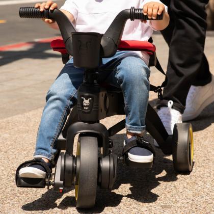 Doona® Tricikel 7v1 Liki Trike S3 Premium Grey Hound