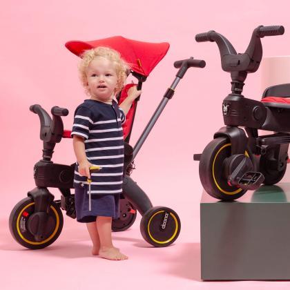 Doona® Tricikel 7v1 Liki Trike S3 Premium Royal Blue