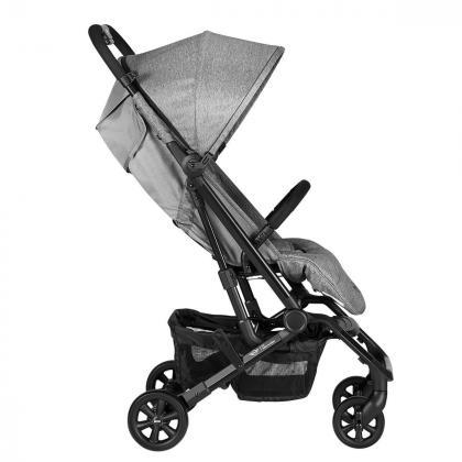 Easywalker® Otroški voziček Jackey Mini® Snap Soho Grey