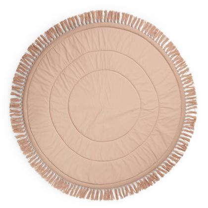 Elodie® Igralna podloga Powder Pink Fringe
