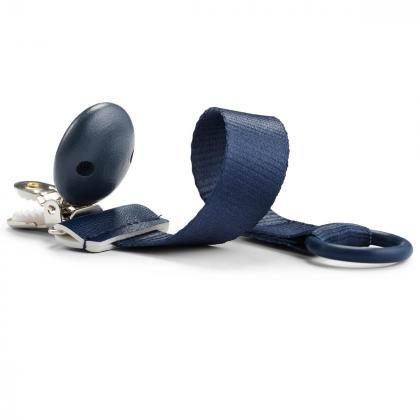 Elodie® Lesena priponka za dudo Juniper Blue