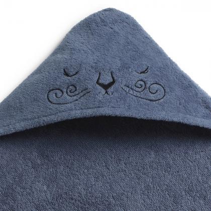 Elodie® Otroška kopalna brisačka Tender Blue