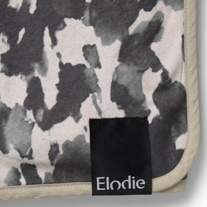 Elodie® Otroška žametna odejica Wild Paris