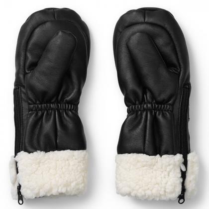 Elodie® Otroške zimske rokavičke Aviator Black