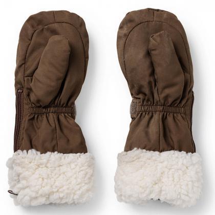 Elodie® Otroške zimske rokavičke White Tiger
