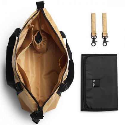 Elodie® Športna previjalna torba Gold