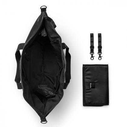 Elodie® Športna previjalna torba Grande Black