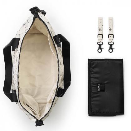 Elodie® Športna previjalna torba Monogram