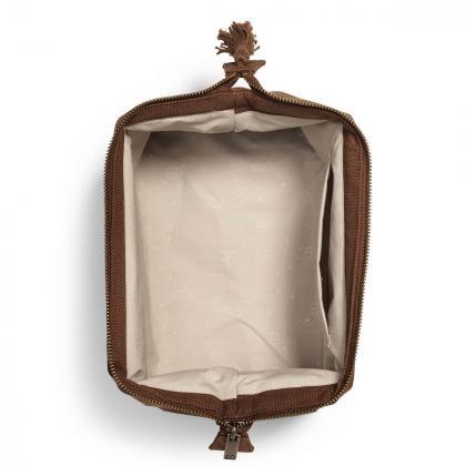 Elodie® Toaletna torbica Zip&Go Chocolate