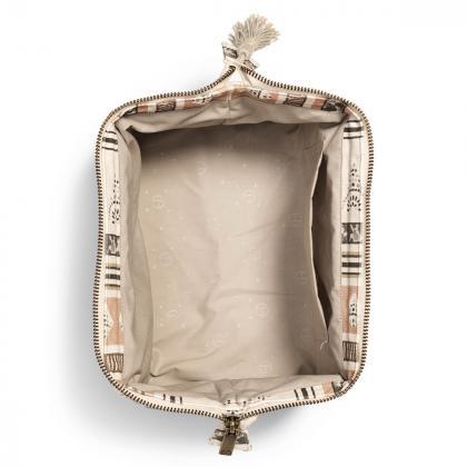 Elodie® Toaletna torbica Zip&Go Desert Weaves