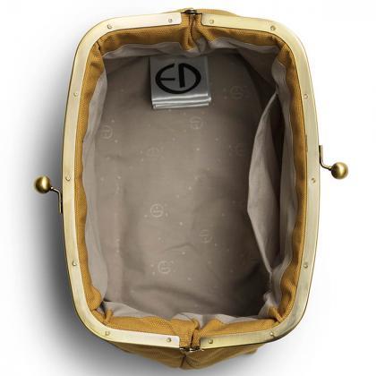 Elodie® Toaletna torbica Zip&Go Gold