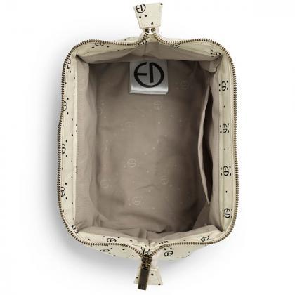 Elodie® Toaletna torbica Zip&Go Monogram