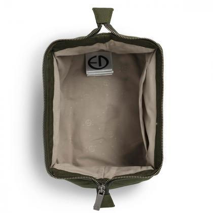 Elodie® Toaletna torbica Zip&Go Rebel Green