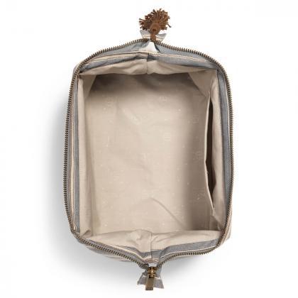 Elodie® Toaletna torbica Zip&Go Sandy Stripe