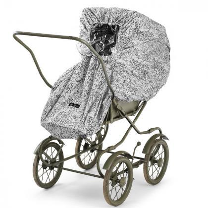 Elodie® Univerzalna dežna prevleka za voziček Dots of Fauna