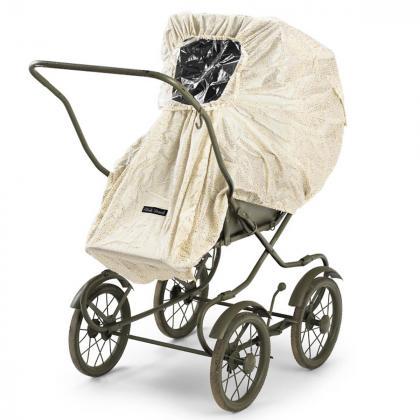 Elodie® Univerzalna dežna prevleka za voziček Gold Shimmer