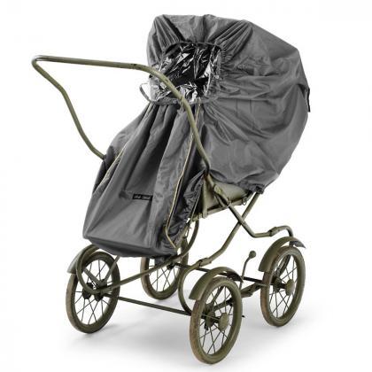 Elodie® Univerzalna dežna prevleka za voziček Golden Grey
