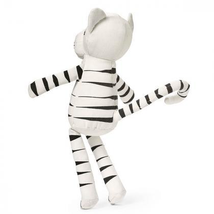 Elodie® Zajček iz 100% bombaža White Tiger Walter