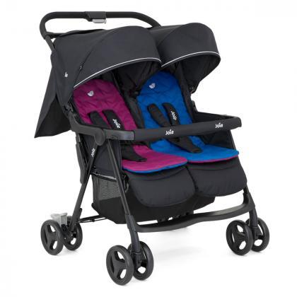 Joie® Otroški voziček Aire™ Twin Rosy & Sea