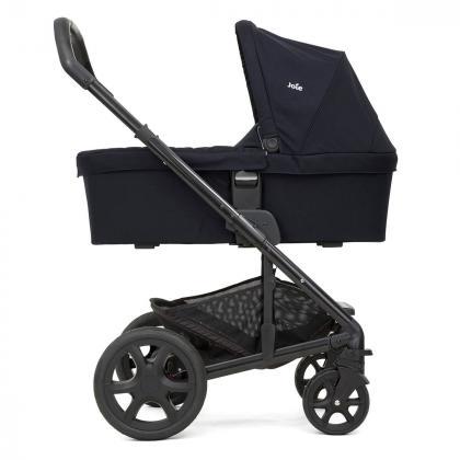 Joie® Otroški voziček + košara Chrome™ DLX Navy Blazer