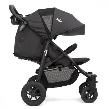 Joie® Otroški voziček Litetrax™ 4 Air Coal