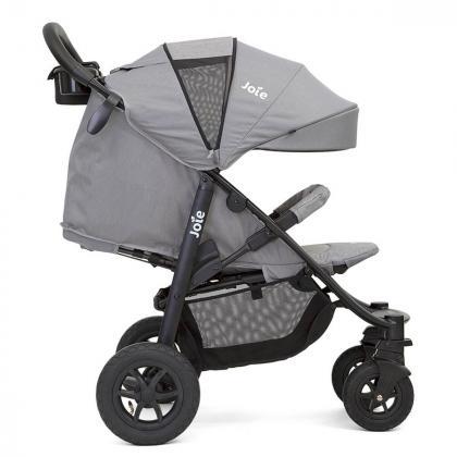 Joie® Otroški voziček Litetrax™ 4 Air Grey Flannel