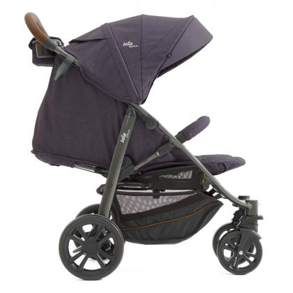 Joie® Otroški voziček Litetrax™ 4 Flex Signature Granit Bleu
