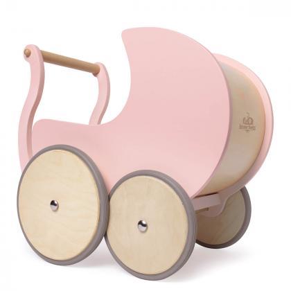 Kinderfeets® Lesen voziček za lutke in urjenje hoje Rose