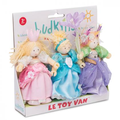 Le Toy Van® Budkins set princesk