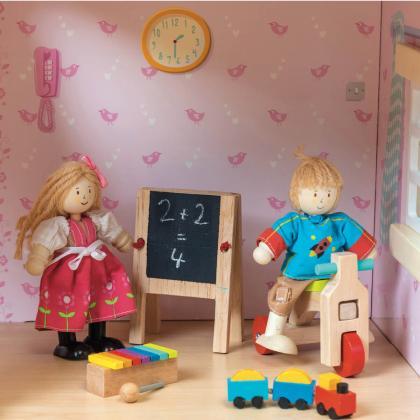 Le Toy Van® Dodatki za hiško Čas za igro