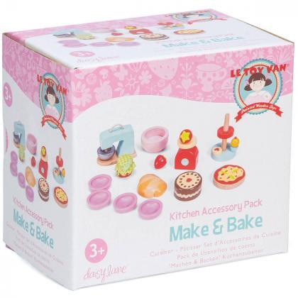 Le Toy Van® Dodatki za hiško Čas za peko