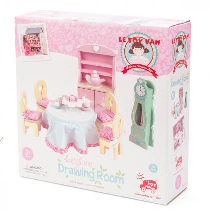 Le Toy Van® Dodatki za hiško Daisylane jedilnica