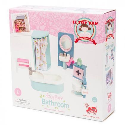Le Toy Van® Dodatki za hiško Daisylane kopalnica