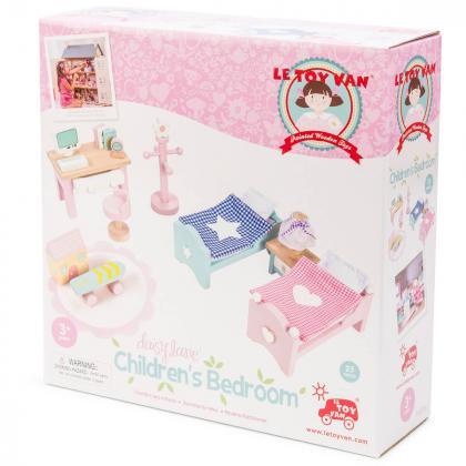 Le Toy Van® Dodatki za hiško Daisylane otroška sobica