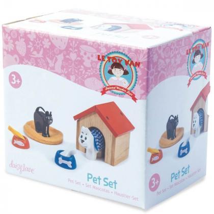 Le Toy Van® Dodatki za hiško Hišni ljubljenčki