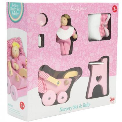 Le Toy Van® Dodatki za hiško Komplet za dojenčka