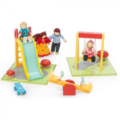 Le Toy Van® Dodatki za hiško Moj mali park