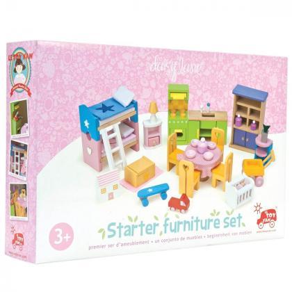 Le Toy Van® Dodatki za hiško Osnovni set pohištva