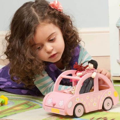 Le Toy Van® Dodatki za hiško Sofijin avto