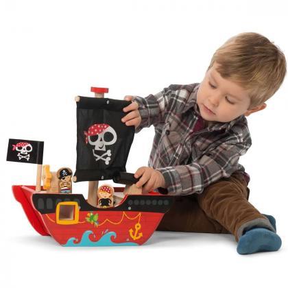 Le Toy Van® Gusarska ladja Little Capt'n