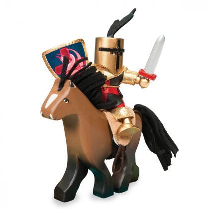 Le Toy Van® Leseni konjiček s sedlom