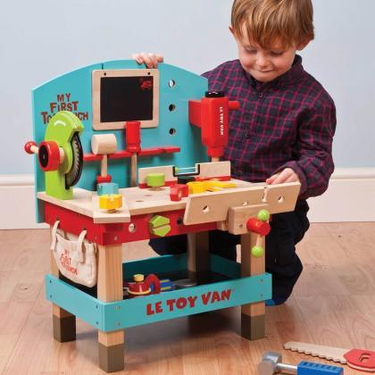 Le Toy Van® Moja prva delovna miza