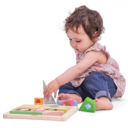 Le Toy Van® Otroška sestavljanka V gozdu