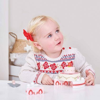 Le Toy Van® Poročna torta z jagodami