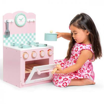 Le Toy Van® Roza štedilnik s pečico