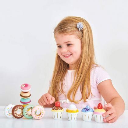 Le Toy Van® Set kolačkov