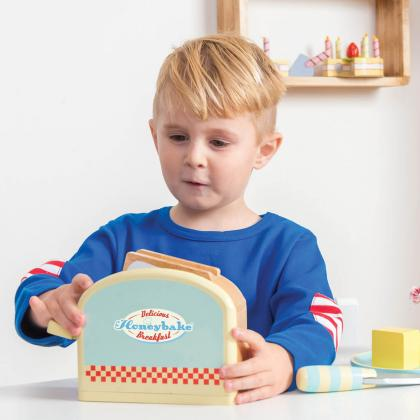 Le Toy Van® Toaster set