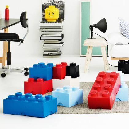 Lego® Kocka za shranjevanje 4 Blue