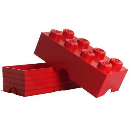 Lego® Kocka za shranjevanje 8 Red