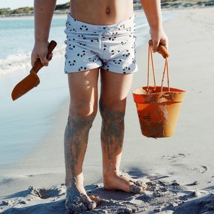 Liewood® Igralni set za na plažo Dante Cat Mustard